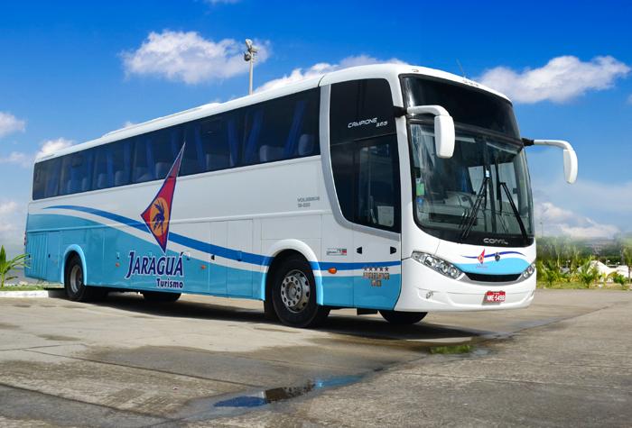 Ônibus operadora de turismo