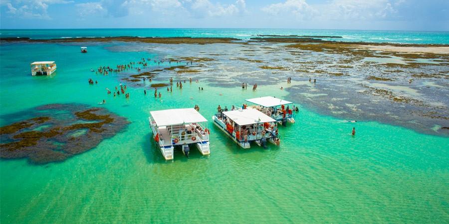 Blog jaragu viagens e turismo for Piscinas naturales maragogi