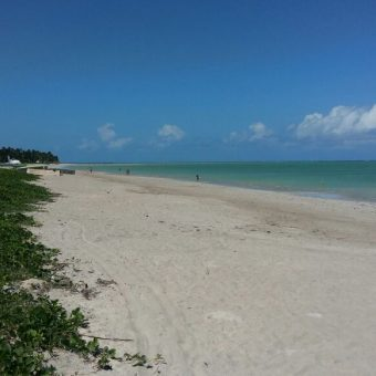 Praia belíssima
