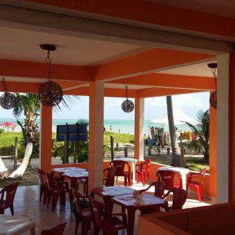 Restaurante em Maragogi