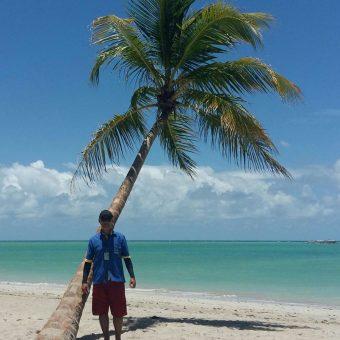 Antunes coqueiros - Praia de Barra Grande
